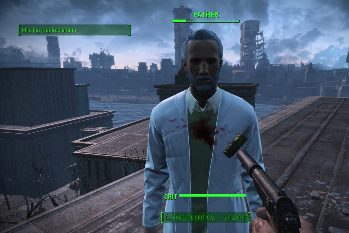 Fallout 4: Form Ranks walkthrough - Polygon