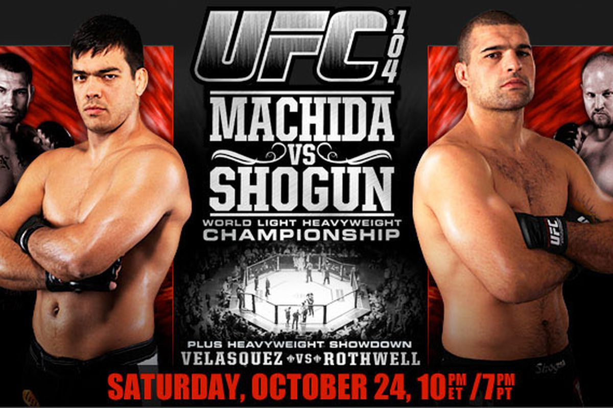 UFC 104 Gate and Fighter Salar...
