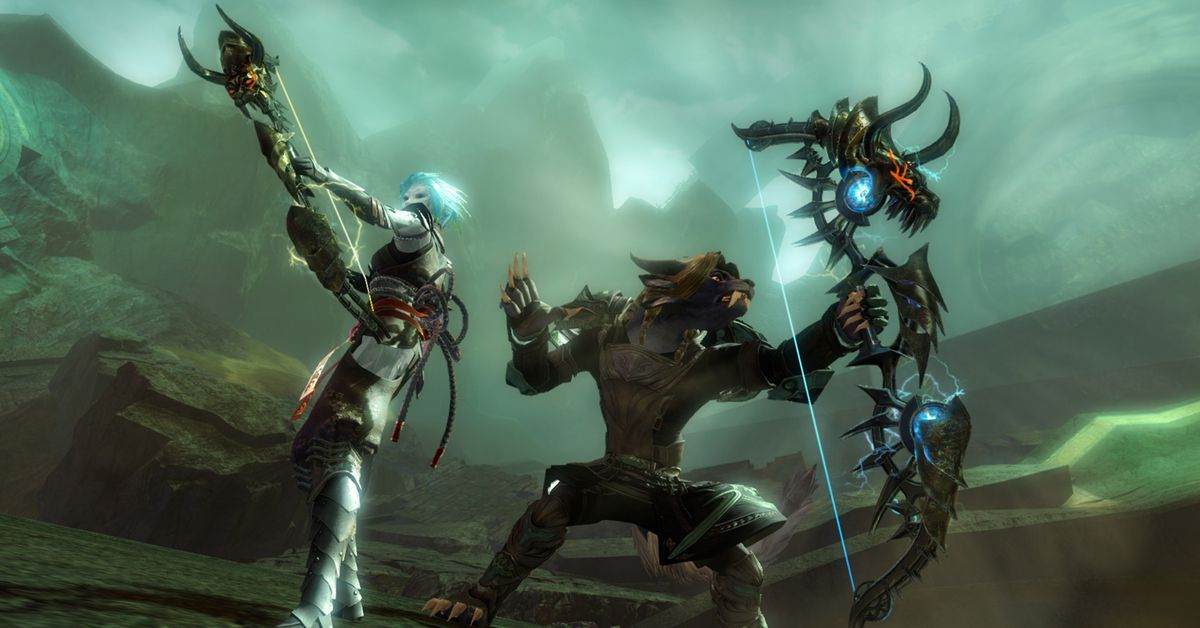 Guild Wars 2: Complete New Player Guide (Part 1) - Getting ...
