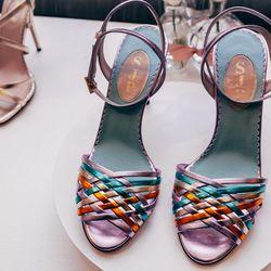 Maud sandal, $375