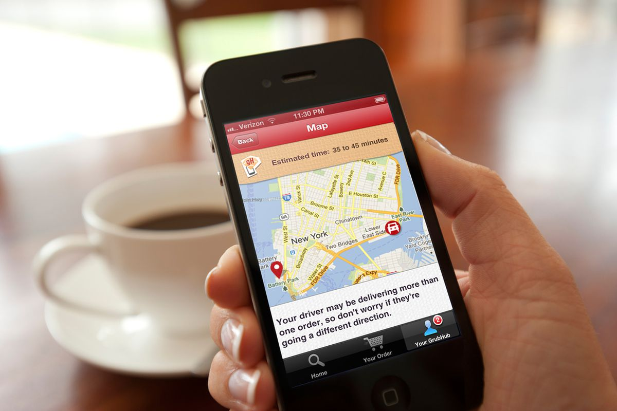 Seamless And Grubhub Food Delivery Services Reportedly Considering