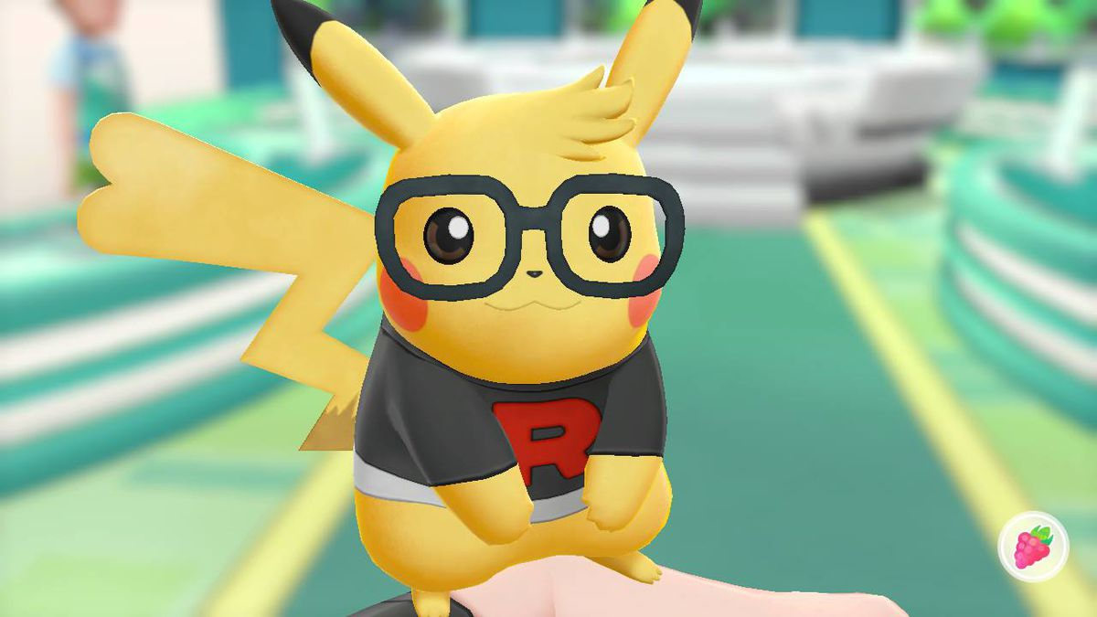 How To Style Your Eevee Or Pikachu In Pokemon Let S Go Polygon