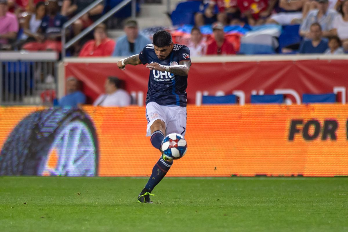 Revolution 2, Fire 1: Golazo from Gustavo Bou propels New England to victory