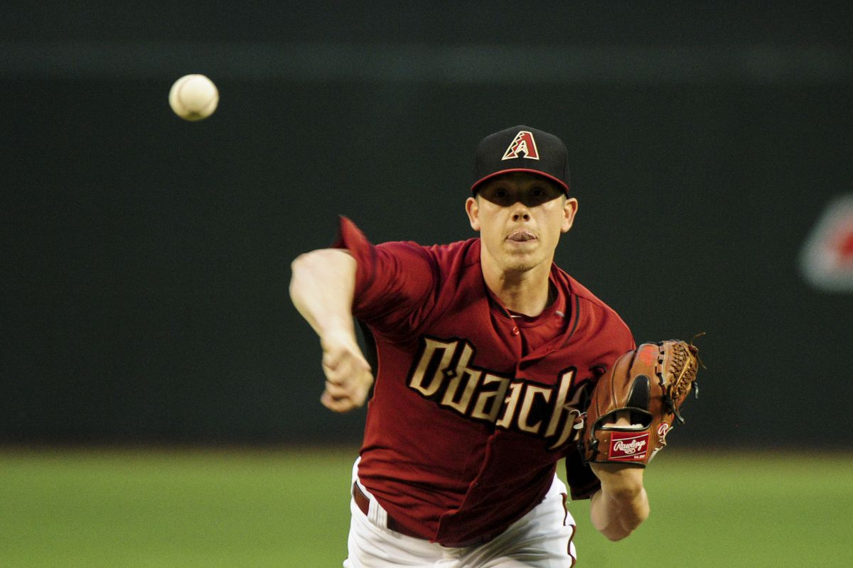 I believe time-lapse photography was used to capture this rare photo of Hellickson actually throwing a pitch.