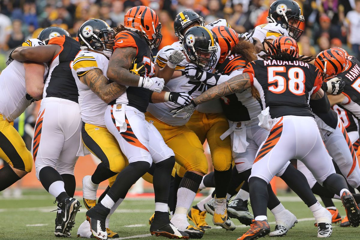 NFL Playoffs  Steelers vs. Bengals AFC Wild Card game date and time ... a28070f94