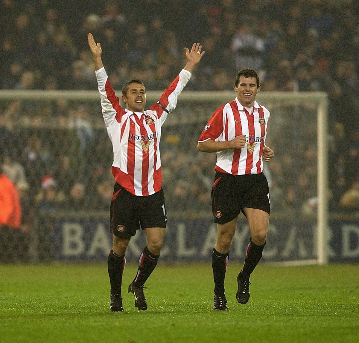Kevin Phillips of Sunderland celebrates