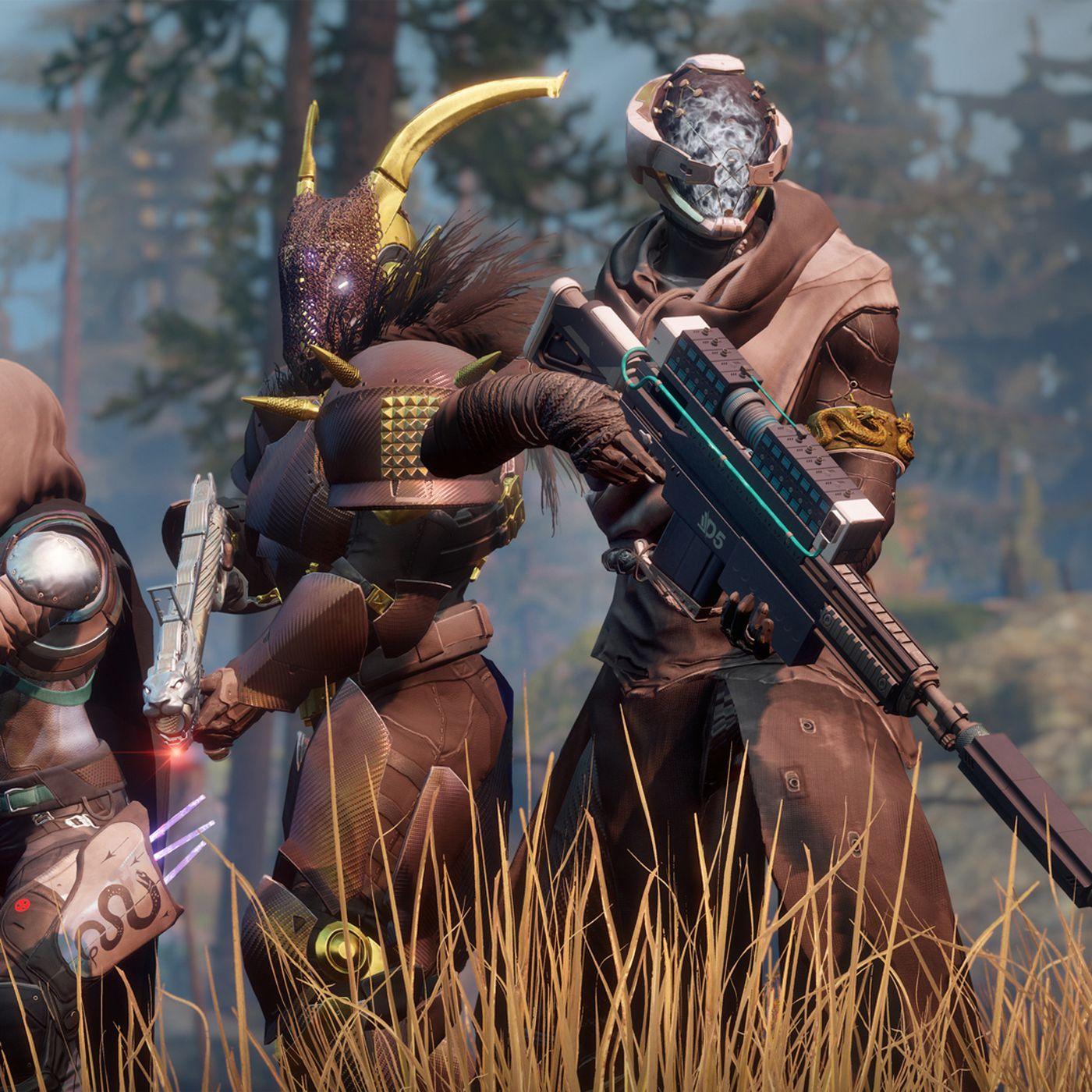 Bungie explains Destiny 2 PC bans (update) - Polygon