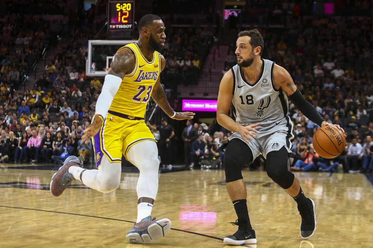 Los Angeles vs. San Antonio, Final Score: Spurs outlast ...