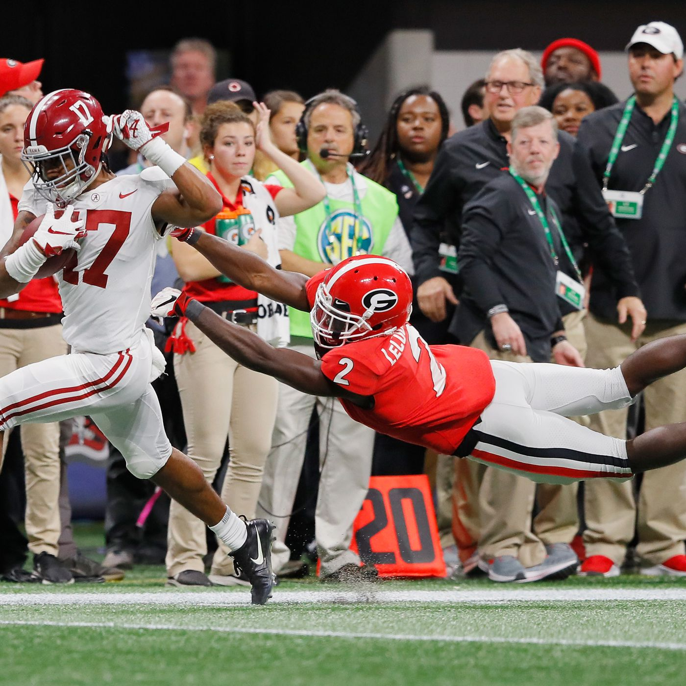 Predicting 2020 Georgia Bulldogs Football Game By Game Predictions Preview Roll Bama Roll