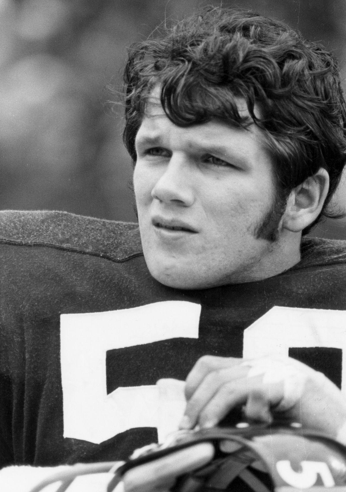 Jack Ham - Pittsburgh Steelers - File Photos