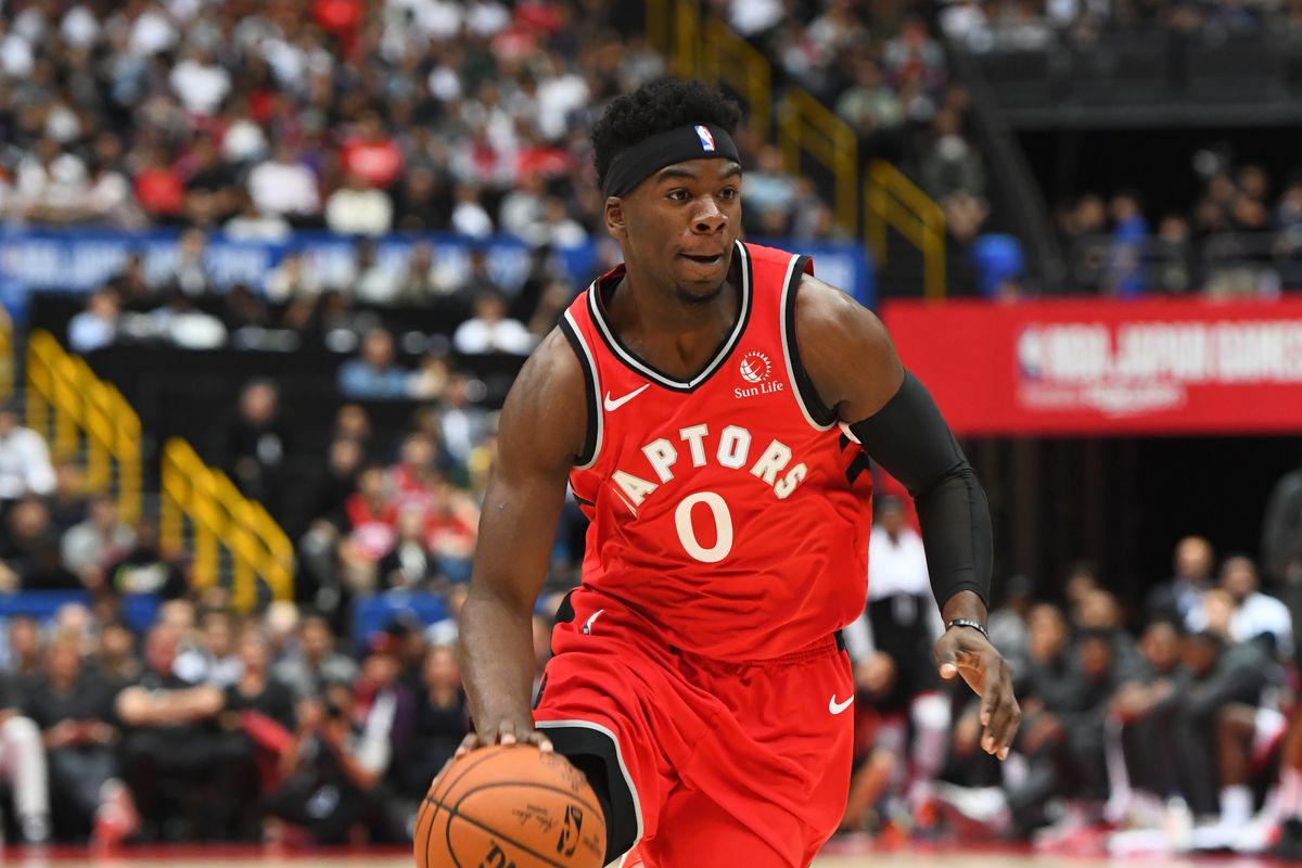 2019 NBA Japan Games: Houston Rockets v Toronto Raptors