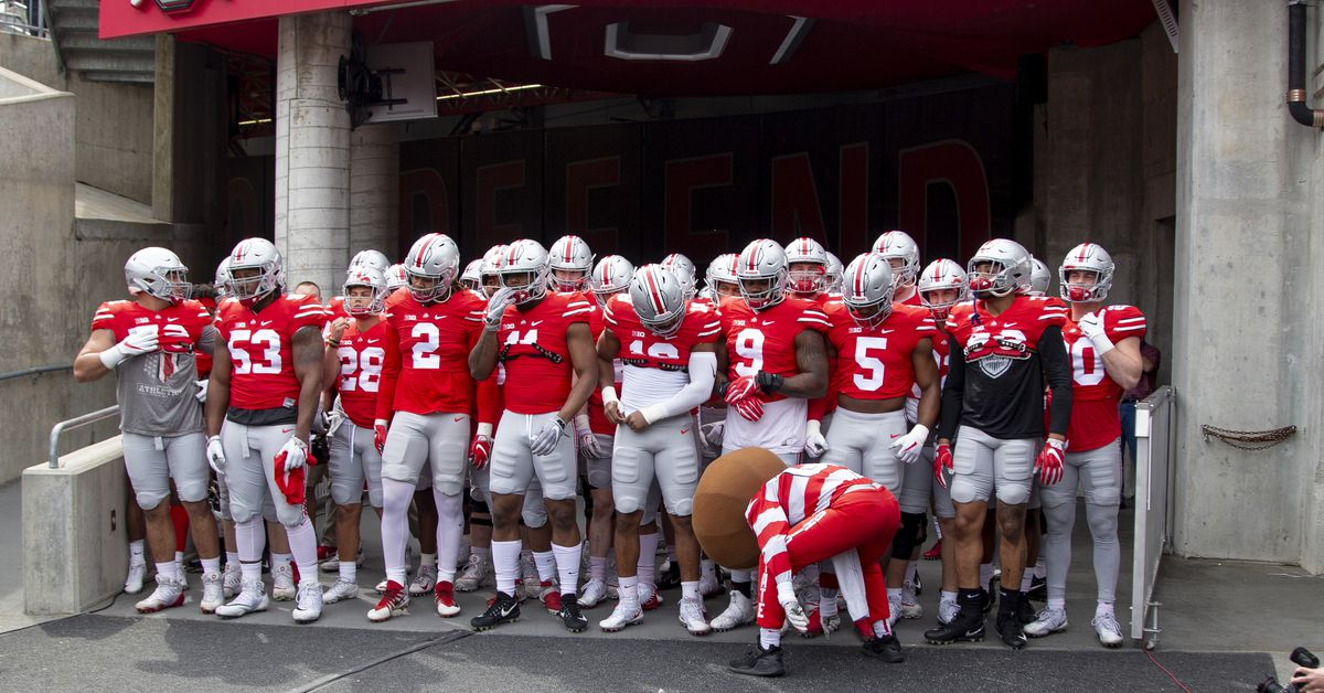 Ohio State Football Availability Report, Depth Chart For