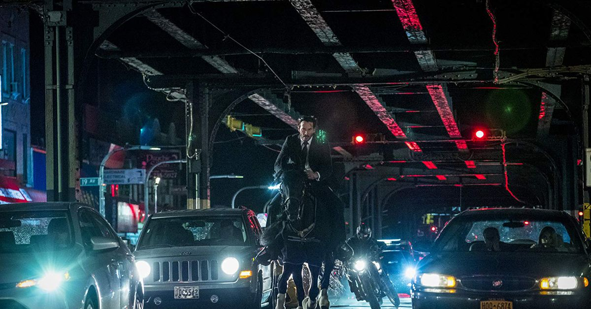 John Wick Chapter 3: Parabellum - Vern's Reviews on the