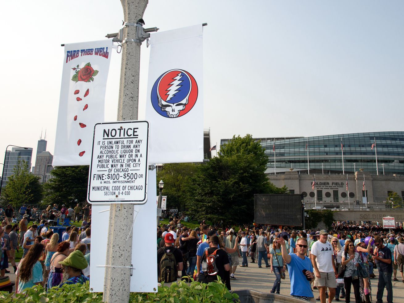 The concert promoter who brought the Grateful Dead to Chicago in 2015 may open a West Loop music venue.