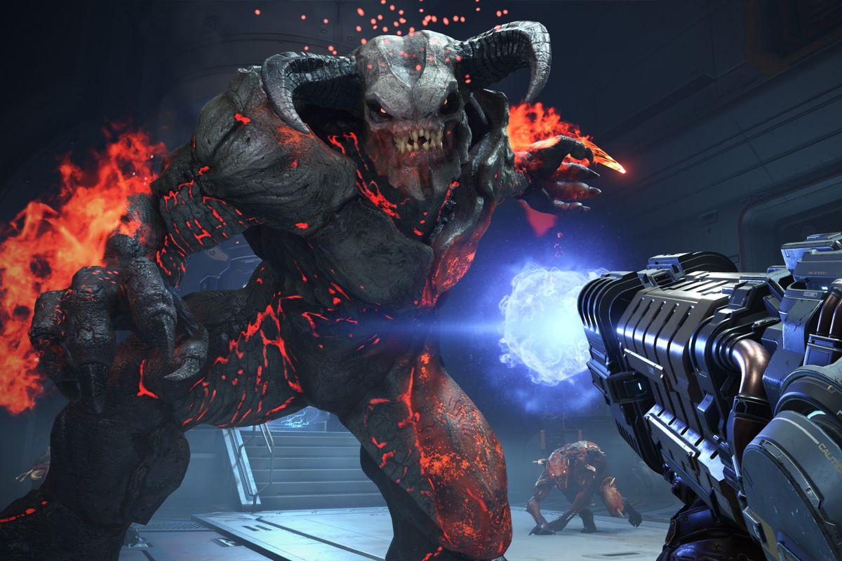 Doom Eternal - Fire Baron