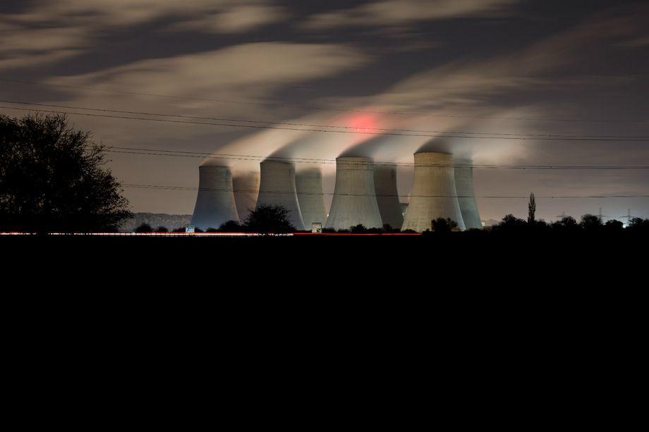 Station d'énergie Drax coal, Royaume-Uni