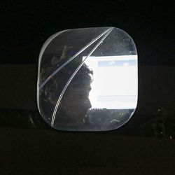 A researcher is seen through the window of a Twin Otter DHC-6  on Sunday, Feb. 12, 2017. The National Oceanic and Atmospheric Administration (NOAA) has been flying over Salt Lake, Cache and Utah valleys to survey chemical conditions responsible for the formation of particulate pollution, known as PM2.5.
