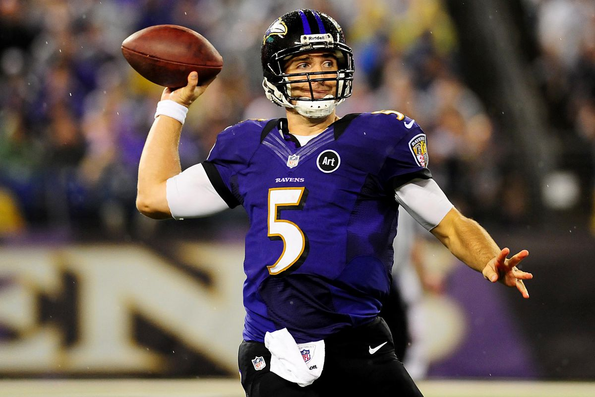 Is Joe Flacco worth starting in your fantasy league this week?