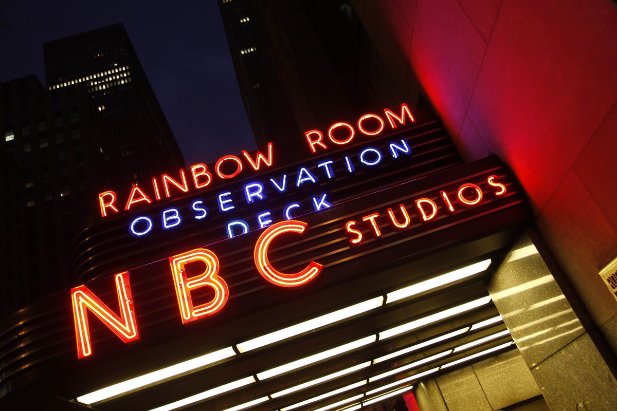 NBC News says that one of its technicians has died after testing positive for coronavirus. Larry Edgeworth worked at the network's New York headquarters and died on Thursday