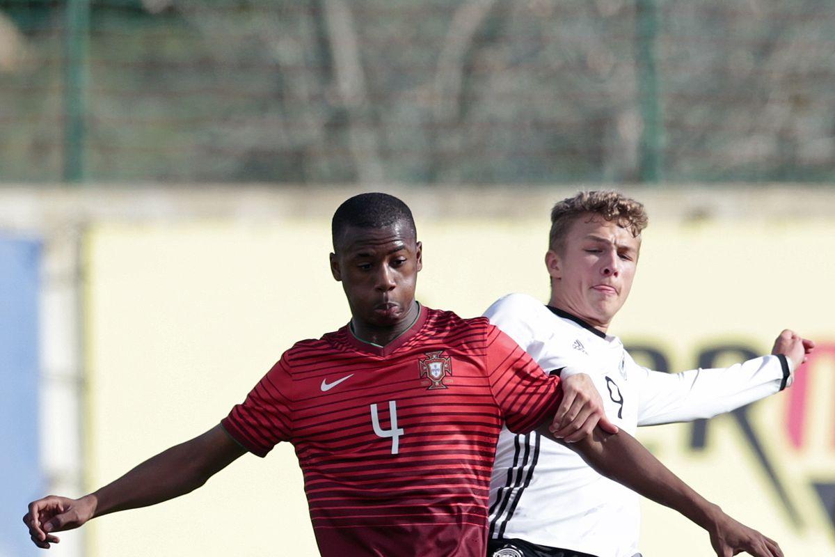 Portugal U17 vs Germany U17, Algarve Cup U17