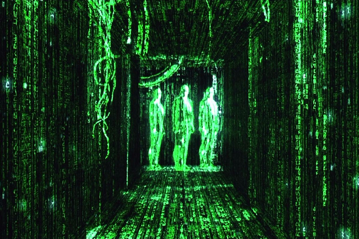 the code of the matrix