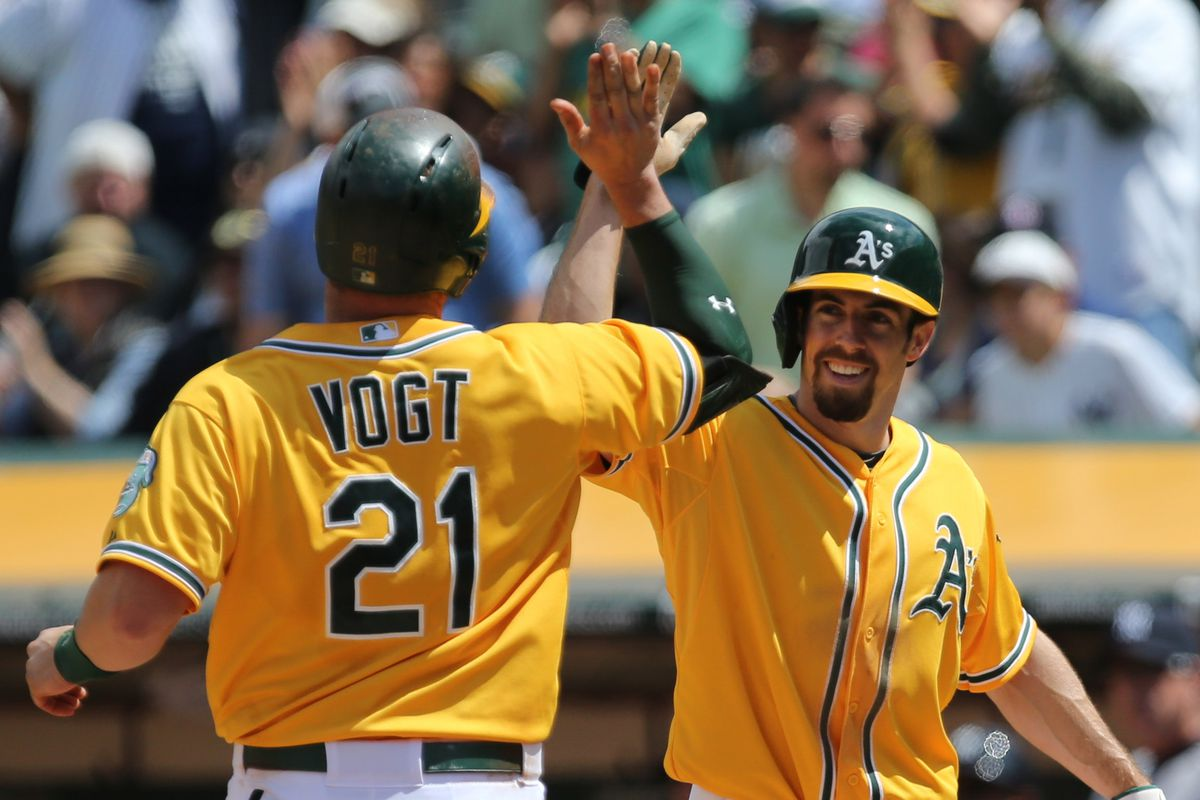 Trades and injuries opened up spots for Vogt and Burns to become breakout stars.