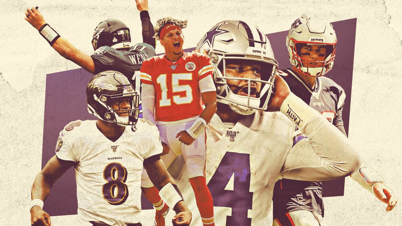 Passing the Torch: How a Decade of QB Play Reinvented the NFL