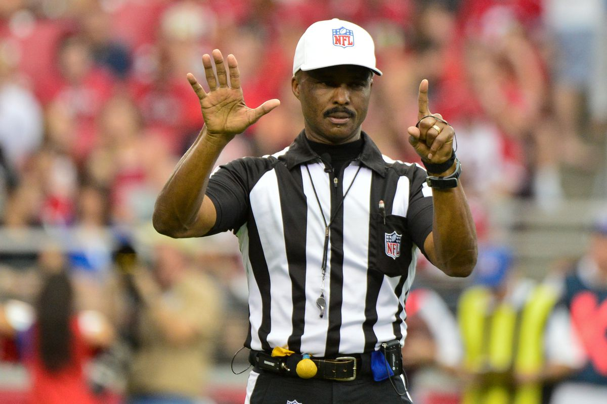 NFL Official Mike Carey Retires, Joining CBS Sports