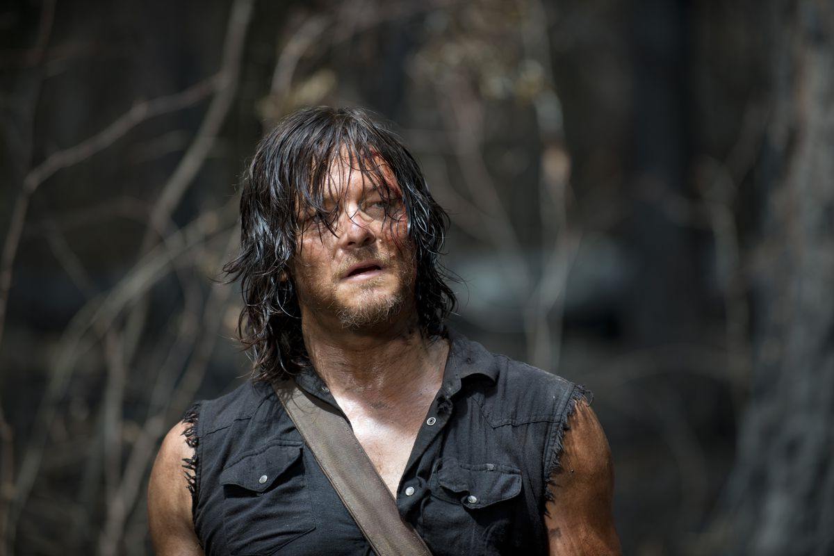 the walking dead season 6 episode 6 why daryl is the show s most