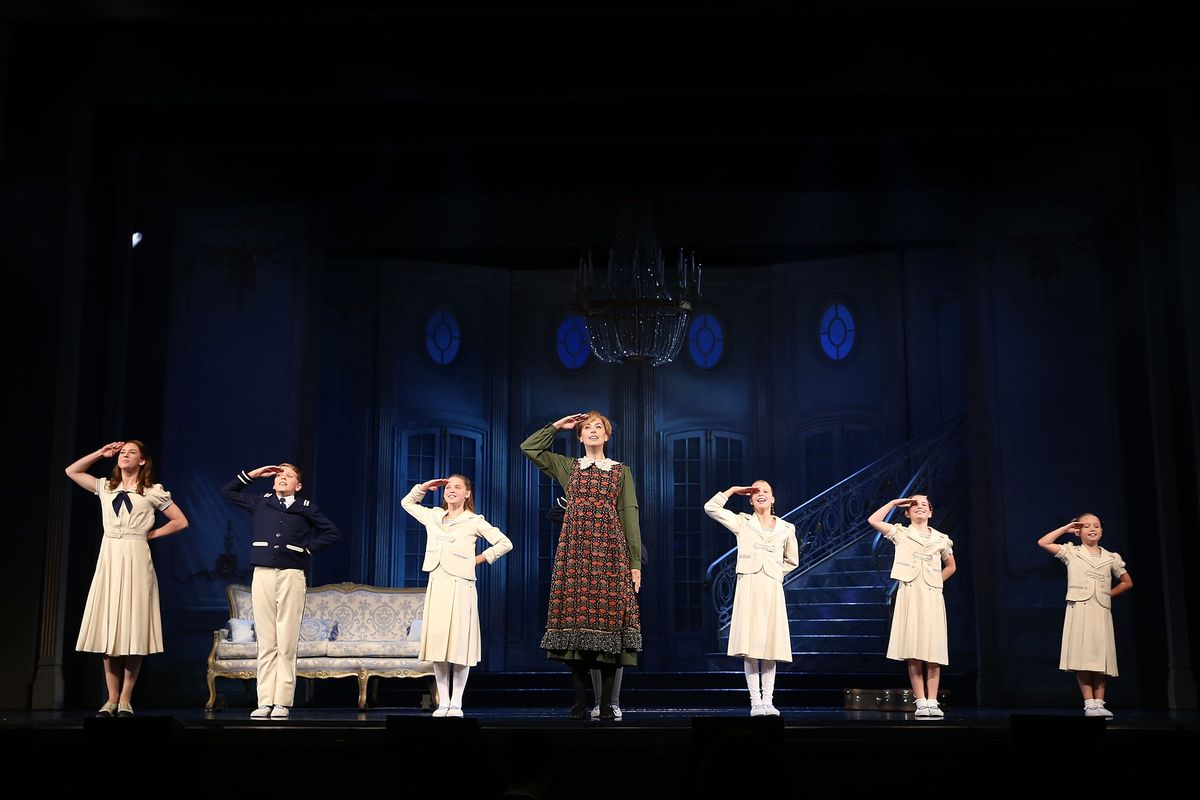 The Sound of Music Media Call
