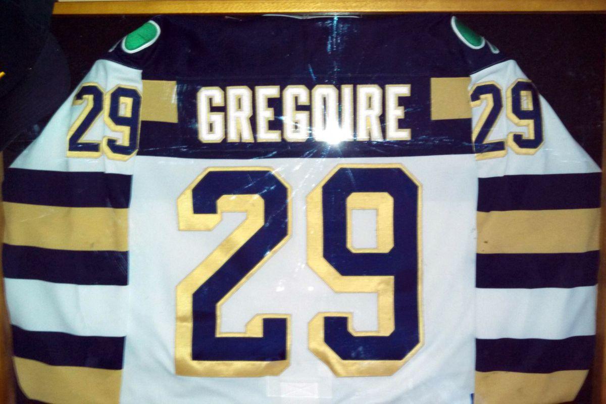 Ranger Eric Gregoire