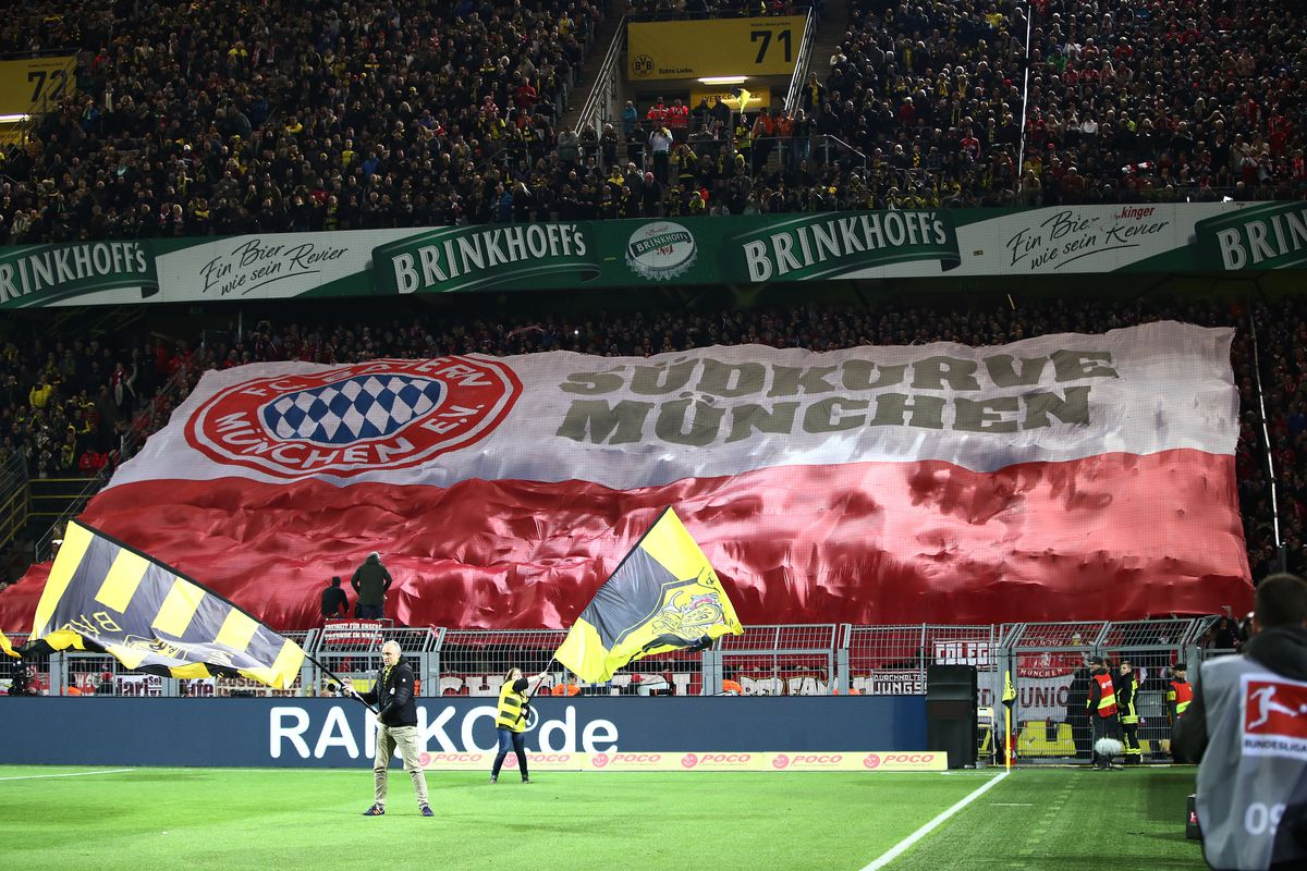 Match Awards From Bayern Munich S 3 1 Win Over Borussia Dortmund Bavarian Football Works
