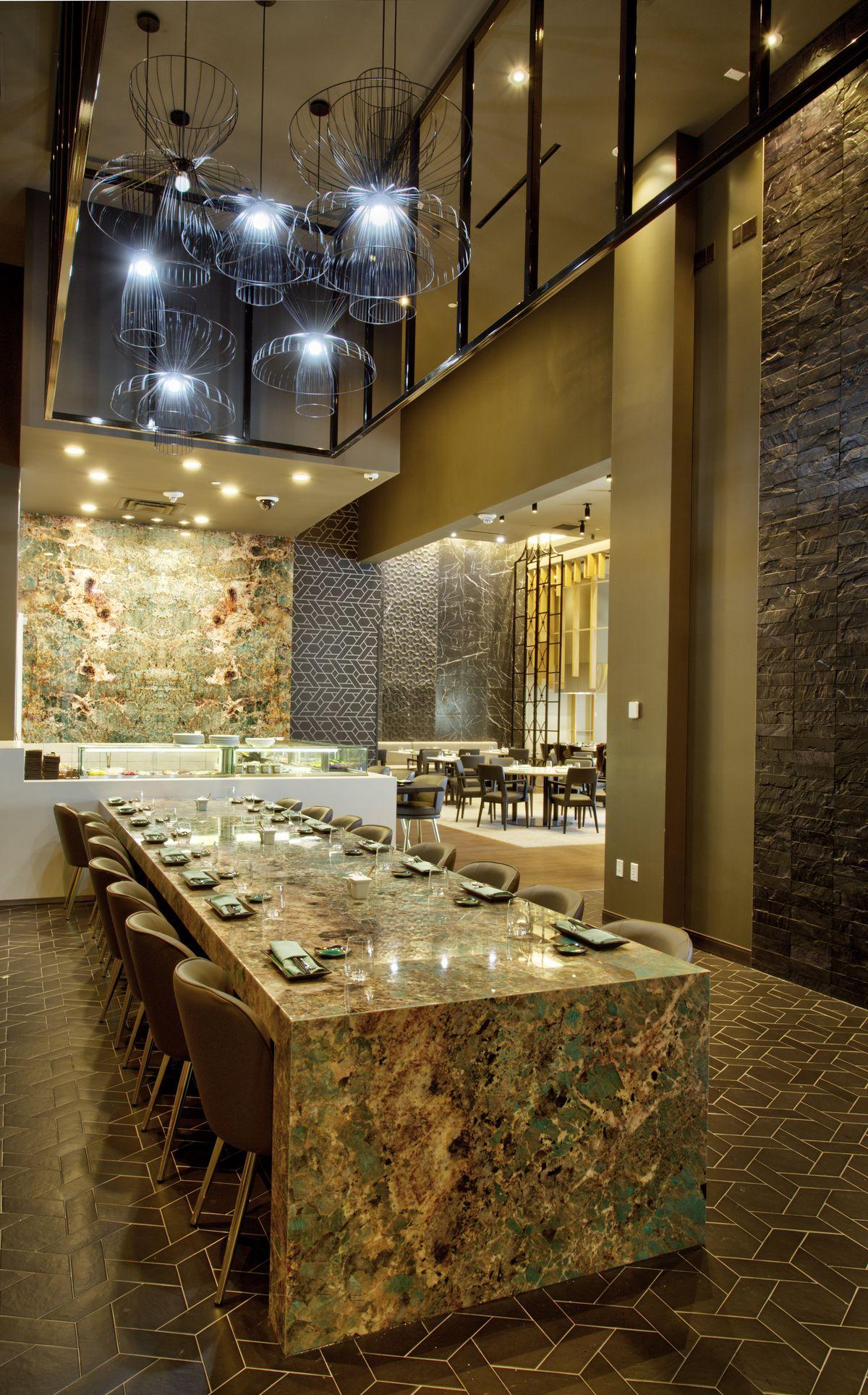 Jade Opens At The Jw Marriott In June Eater Vegas