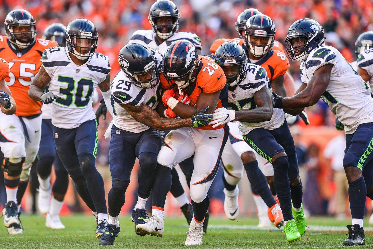 Seattle Seahawks v Denver Broncos