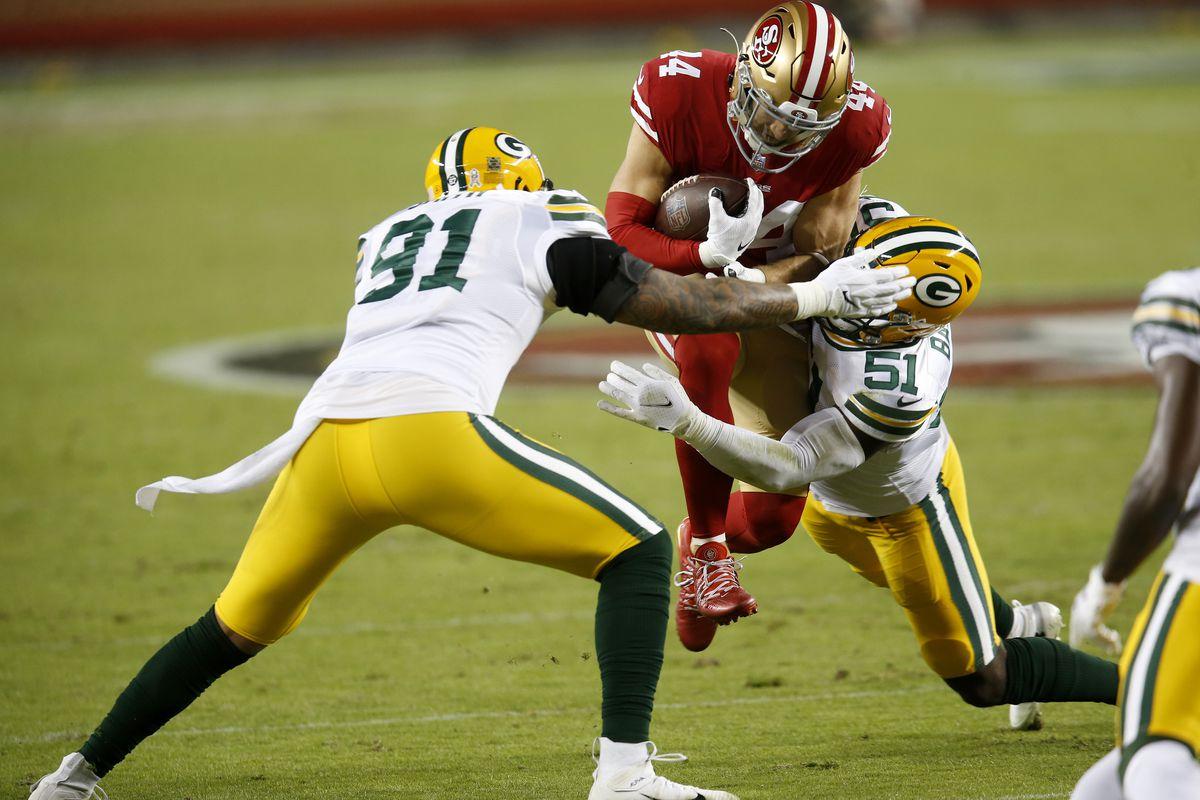 Green Bay Packers vs. San Francisco 49ers