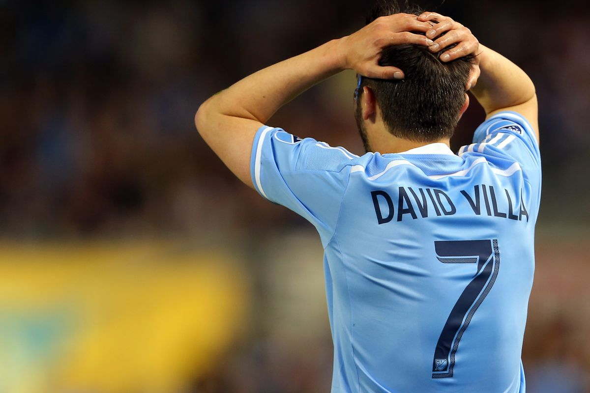 We know how you feel, David.