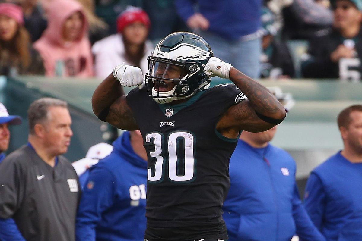 newest 59bdf 104a7 Eagles injury updates on Corey Clement and Fletcher Cox ...