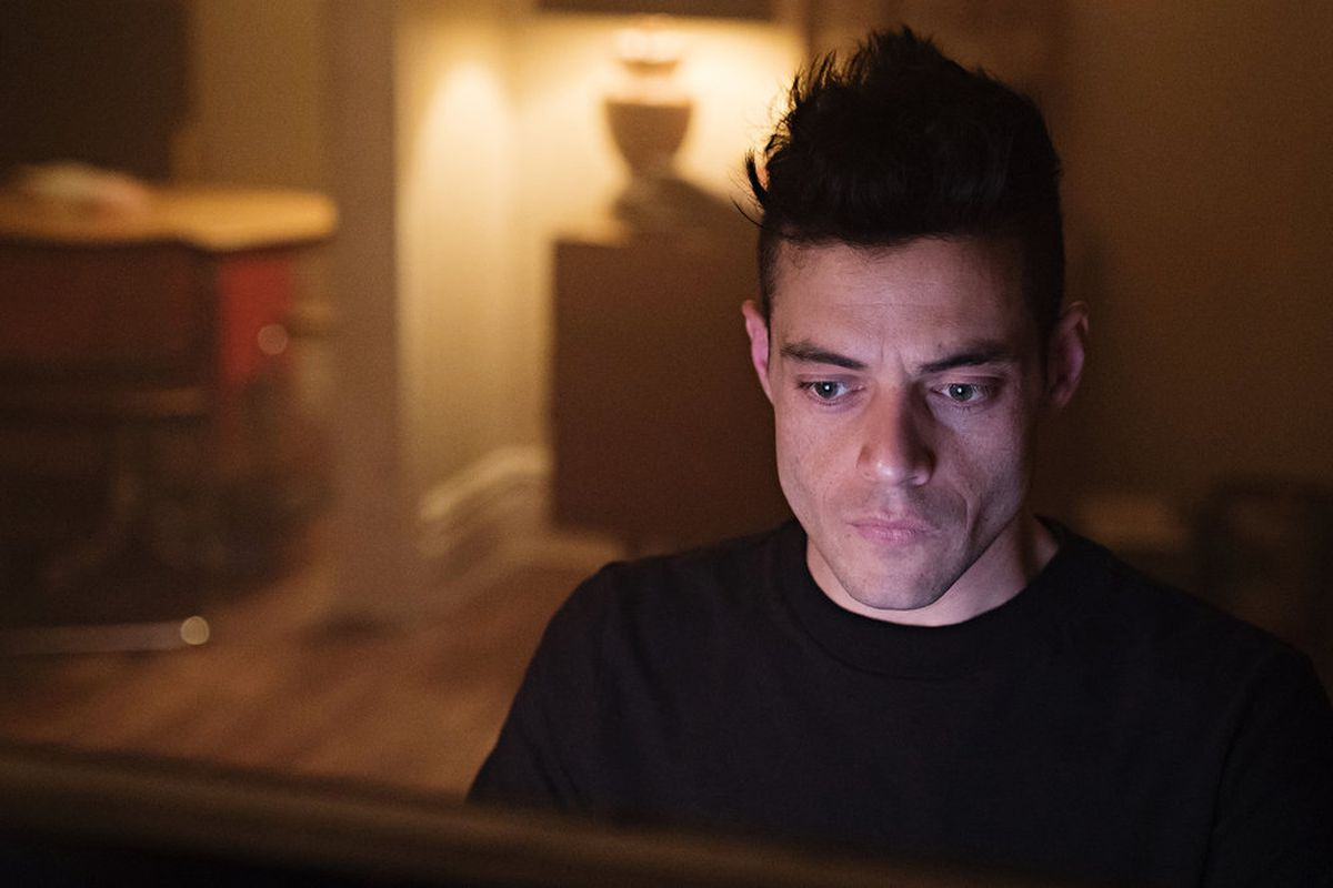 The Mr  Robot Hack Report: Burning down the house - The Verge