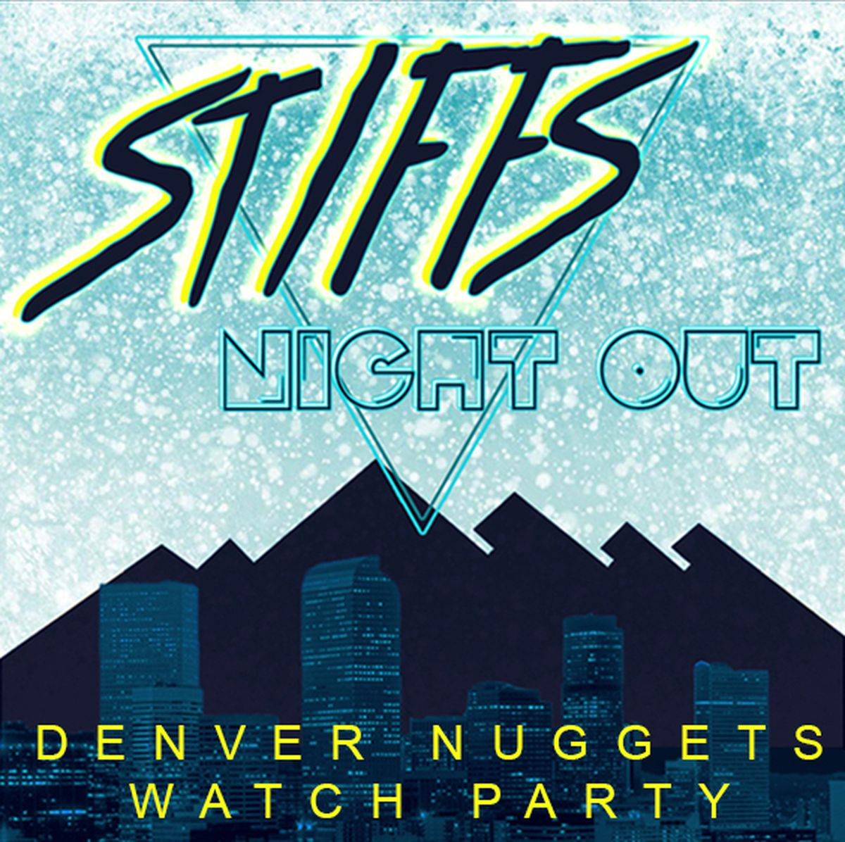 Nuggets Watch Party: Stiffs Night Out Is Saturday, January 6th At The Celtic