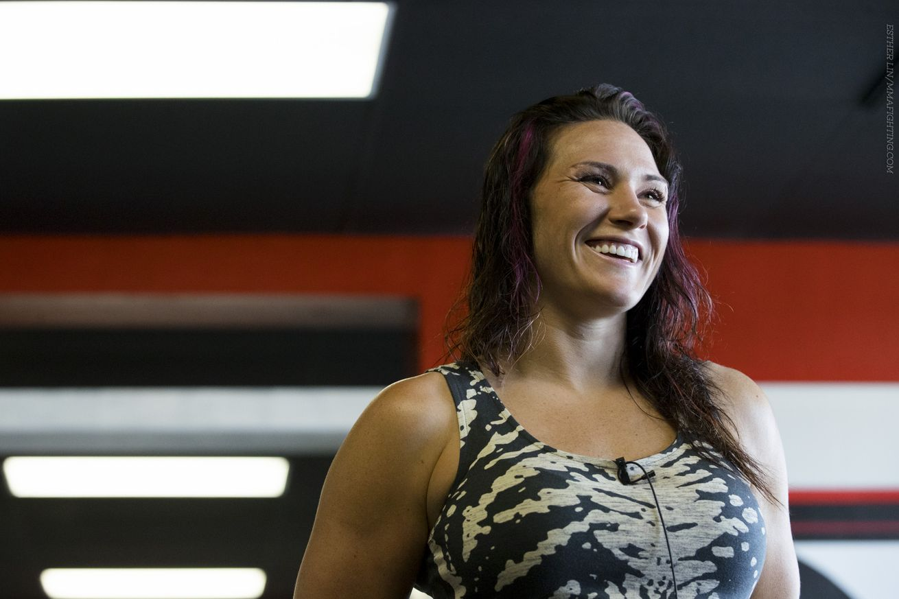 After UFC 214, Cat Zingano believes Cris Cyborg is a 'winnable' matchup: 'That fight opened up my eyes'