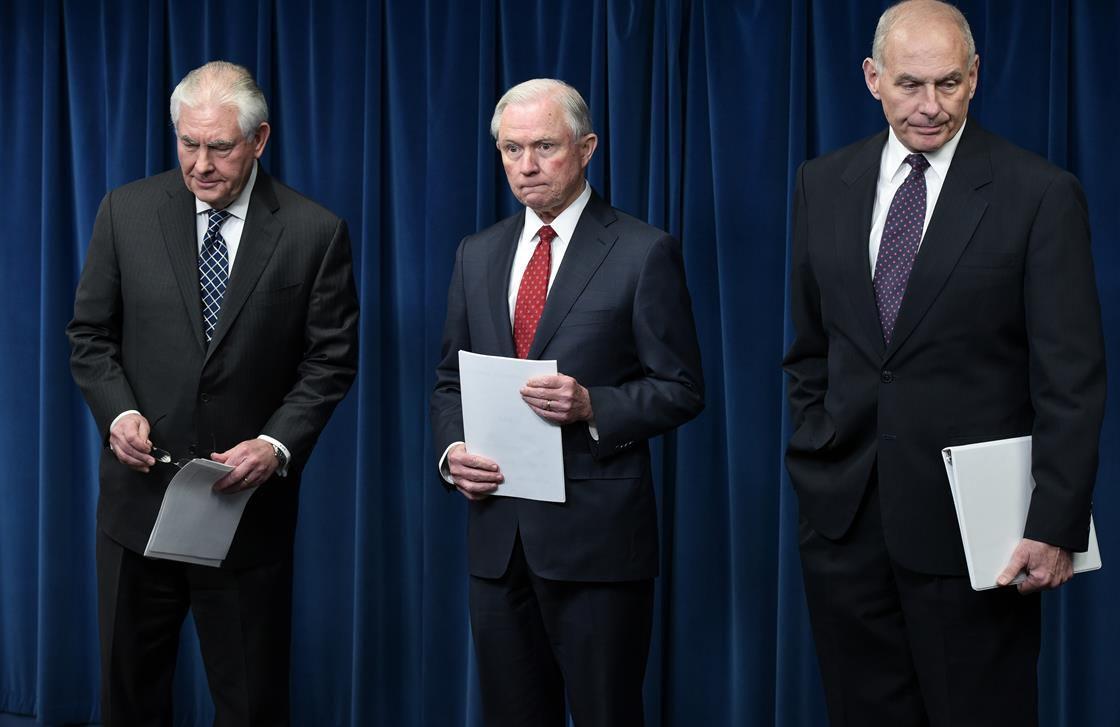 3 Trump Cabinet members