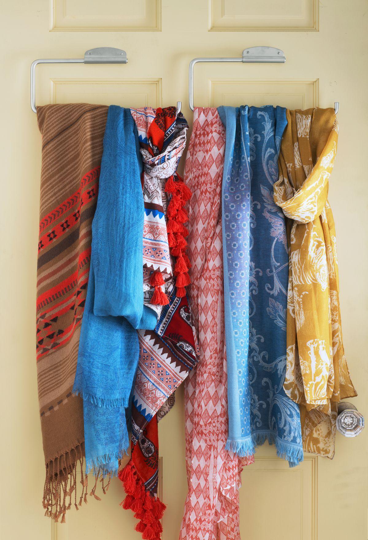 Nonslip Storage to help redo your bedroom closet