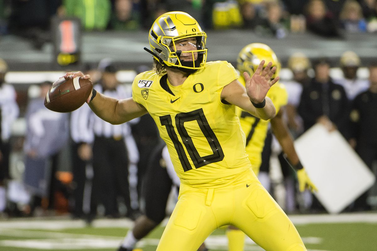 NCAA Football: Colorado at Oregon