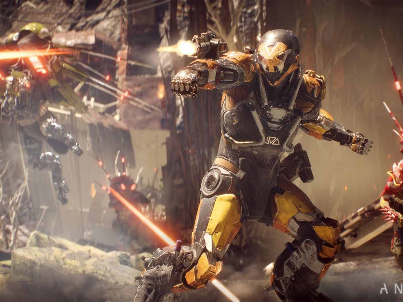 Anthem 2 0 Bioware Says The Game S Overhaul Is A Long Process Polygon