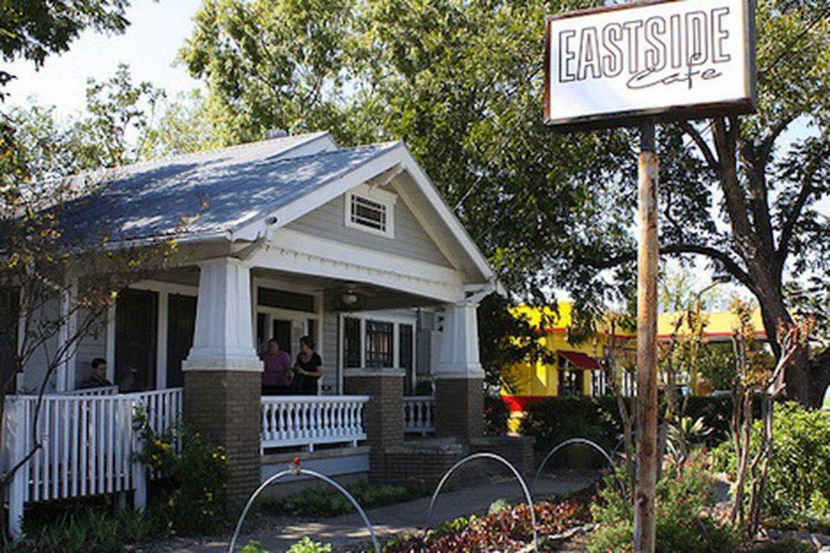 Eastside Cafe.
