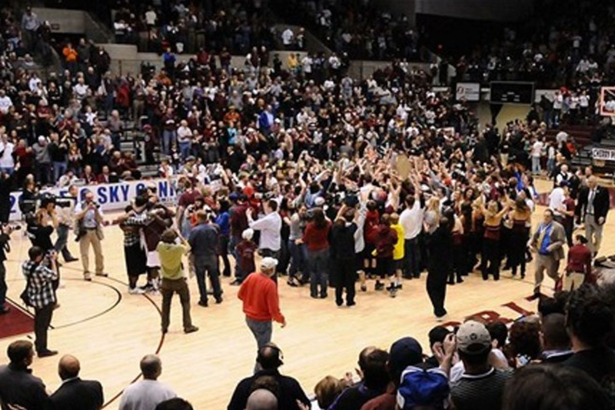 Will Idaho return to storming the floor in the Big Sky?