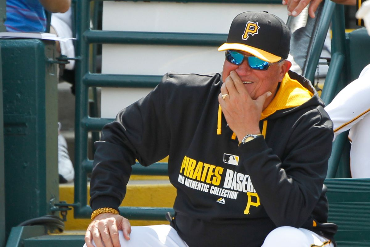 Clint Hurdle thinks about the future