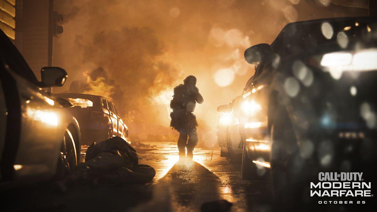 使命召唤:现代战争是一种真实的重启,旨在让您感到不舒服