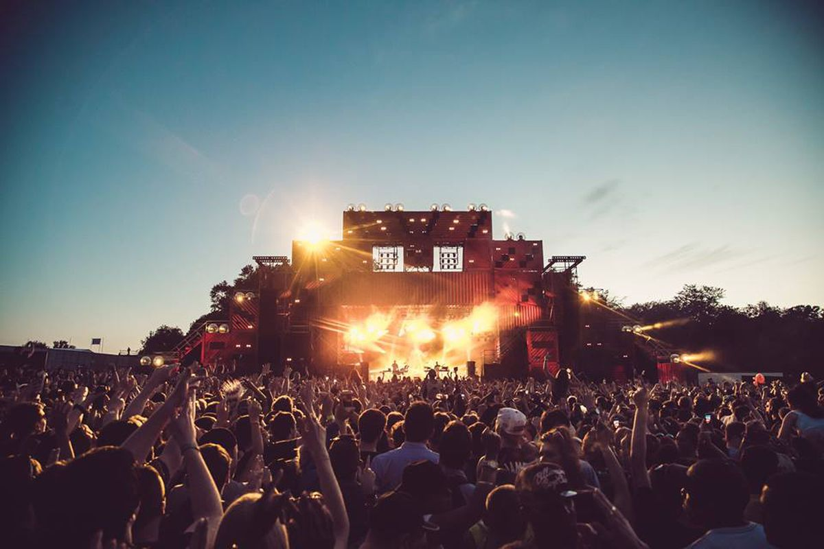 Manchester's Parklife 2014 musical festival featured headliner Snoop Dogg.