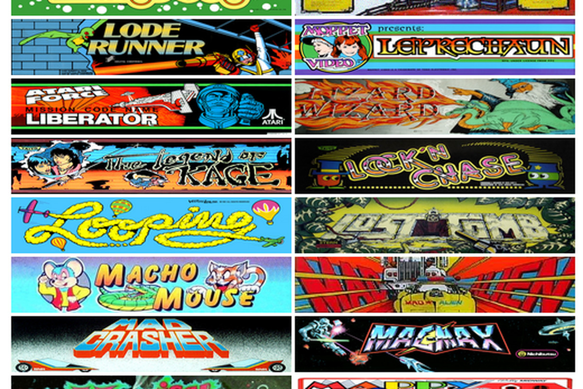 Play 900 classic arcade games in your web browser, right now - Polygon